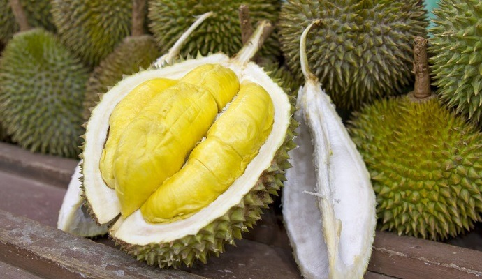 List of exotic fruits: durian