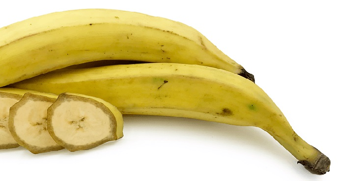 Exotic fruits: plantain