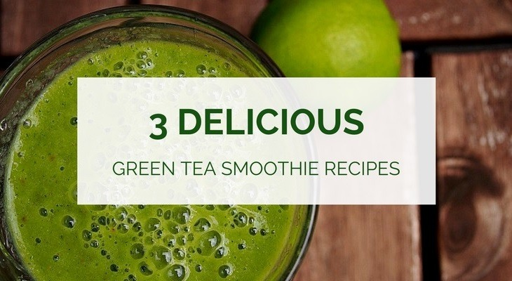 Delicious Green Tea Smoothie Recipes | Healthy Food Tribe